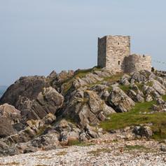 Carrickabraghy Castle 2014 09 12 (Andrea