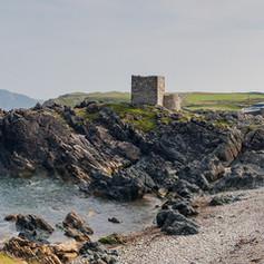 Carrickabraghy Castle W 2014 09 12 (Andr
