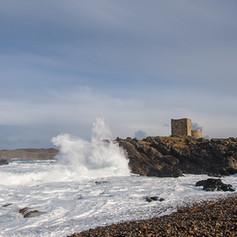 Carrickabraghy Castle (Greg Clark via Fl