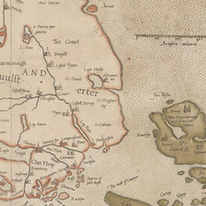 Map - 1564 Mercator's map of Ireland.jpg