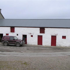 Farm building, Carrickabraghy (Kenneth A