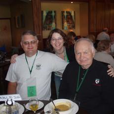 Reunion - Brian, Megan, & Pat 'Inch' Dougherty