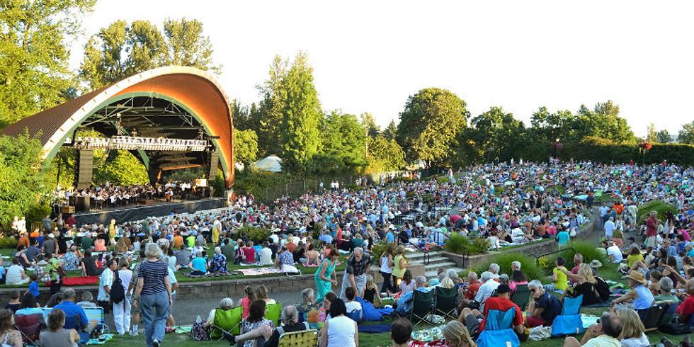 Eugene Symphony Summer Concert