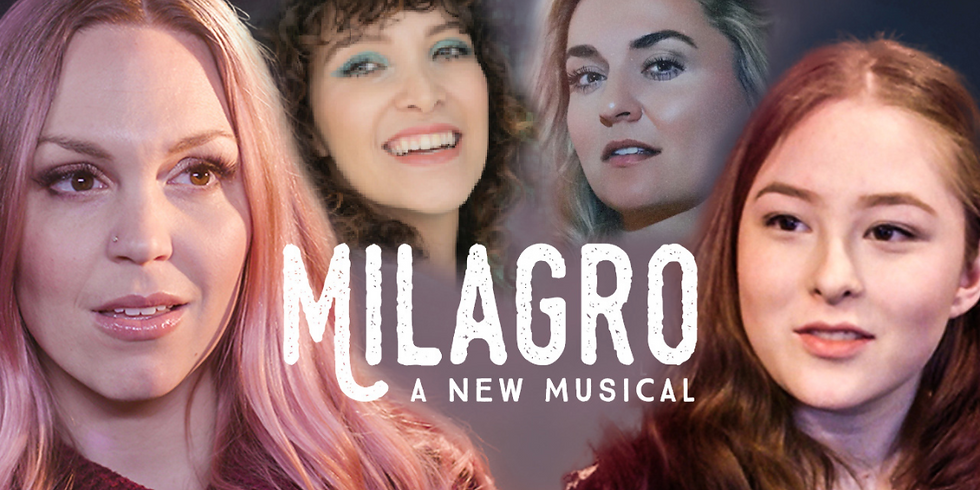 The Music of Milagro, A New Musical