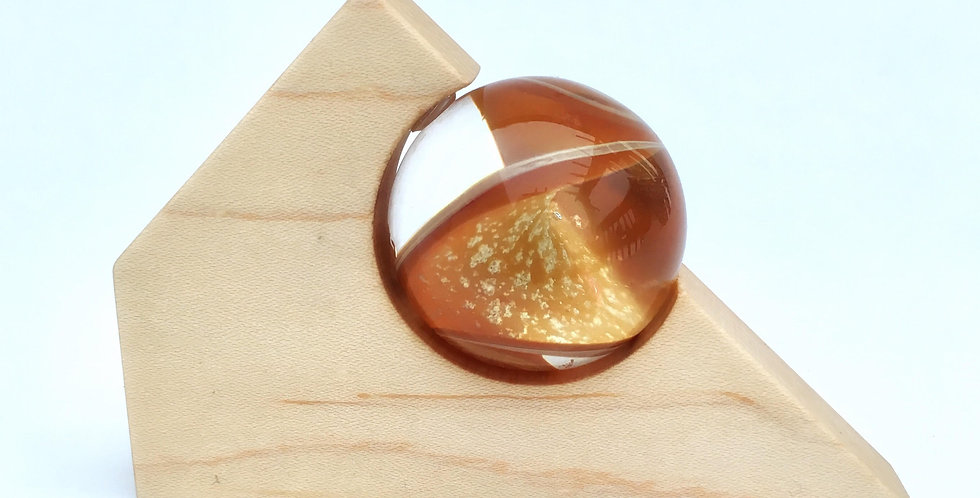 Caramel Memory Marble