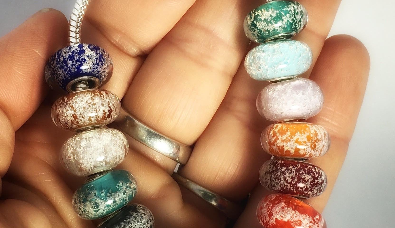 Classic Ash Beads