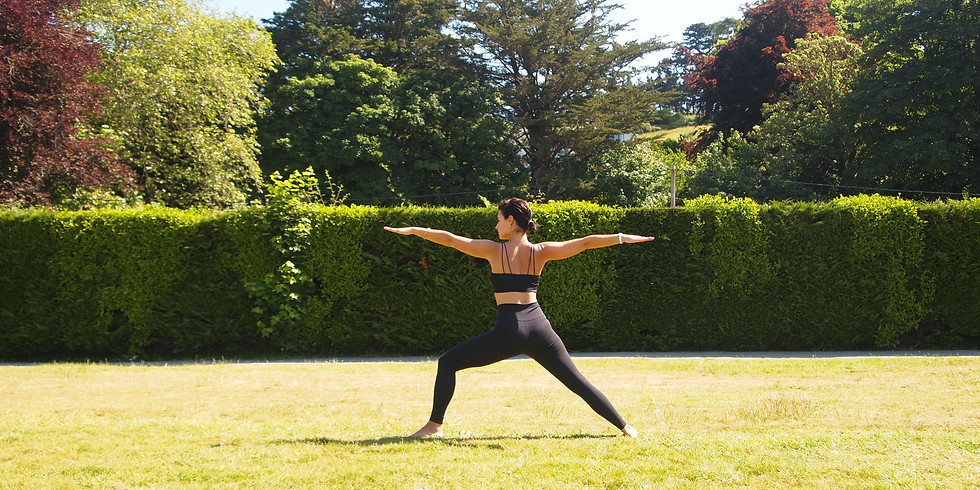 FULLY BOOKED! Yoga in the Park (6-7pm Session)