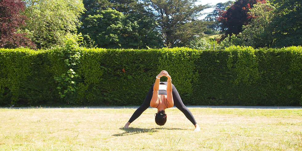 Yoga in the Park (4.30-5.30pm session)