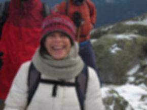 Innkeeper Karen smiling