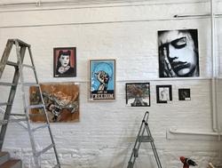 Art Exhibit Curation