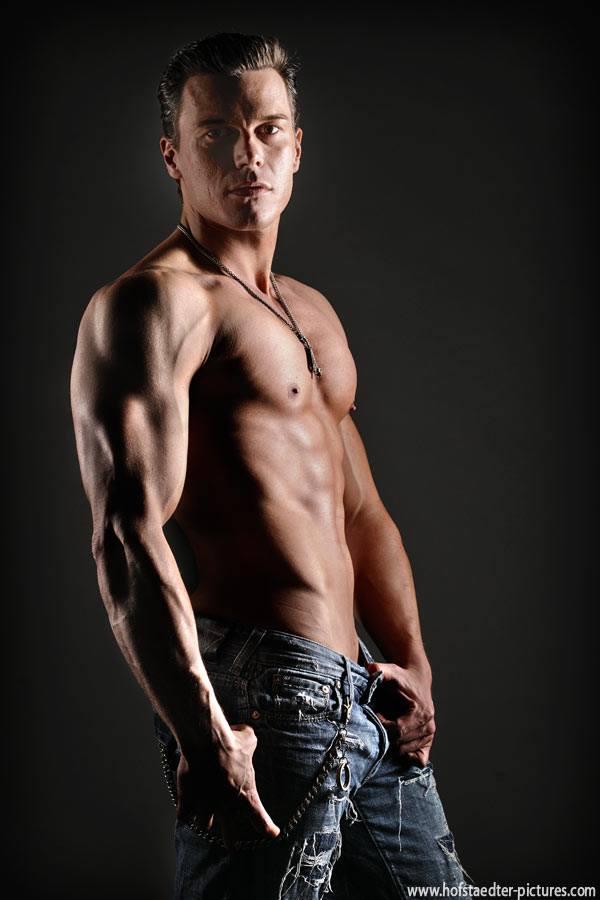 Stripper Jeff buchen