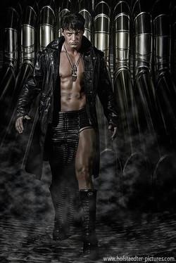 Stripper Claudio Cicconi buchen