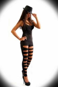 Stripperin Stefanie buchen