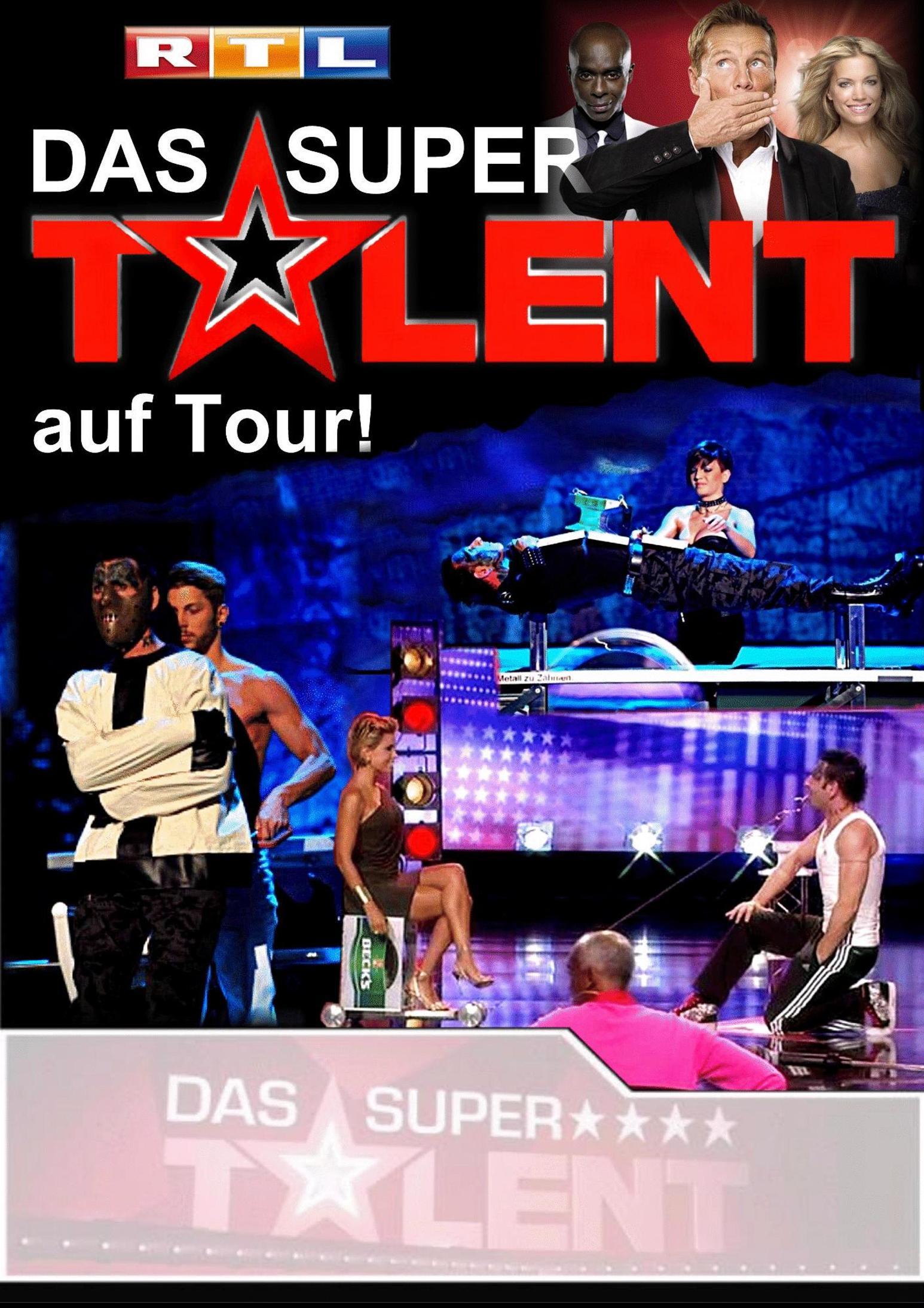 Mr X-Treme aus RTL Das Supertalent