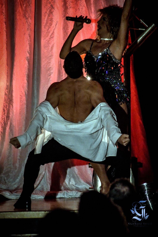 Stripper buchen Stefano del Sol