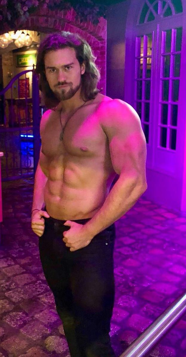 Stripper Thor buchen