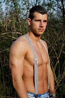 Stripper Stefano del Sol buchen aus Wien