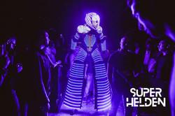 LED Roboter BIONIC buchen