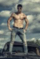 Stripper buchen Chris aus Wien