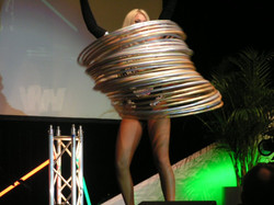 Artistik Hula Hoop