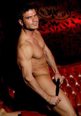 Stripper Franky buchen