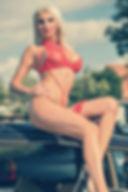 Stripperin Renee Richardson buchen aus Wien