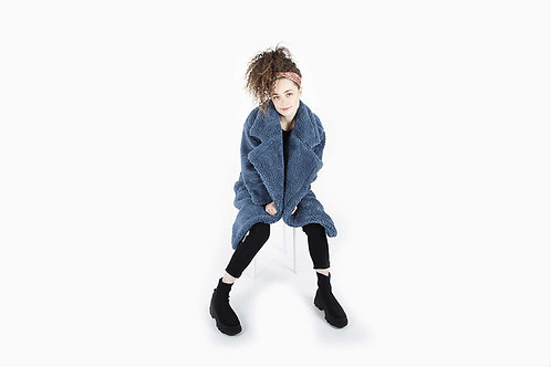מעיל קרדשיאנס כחול