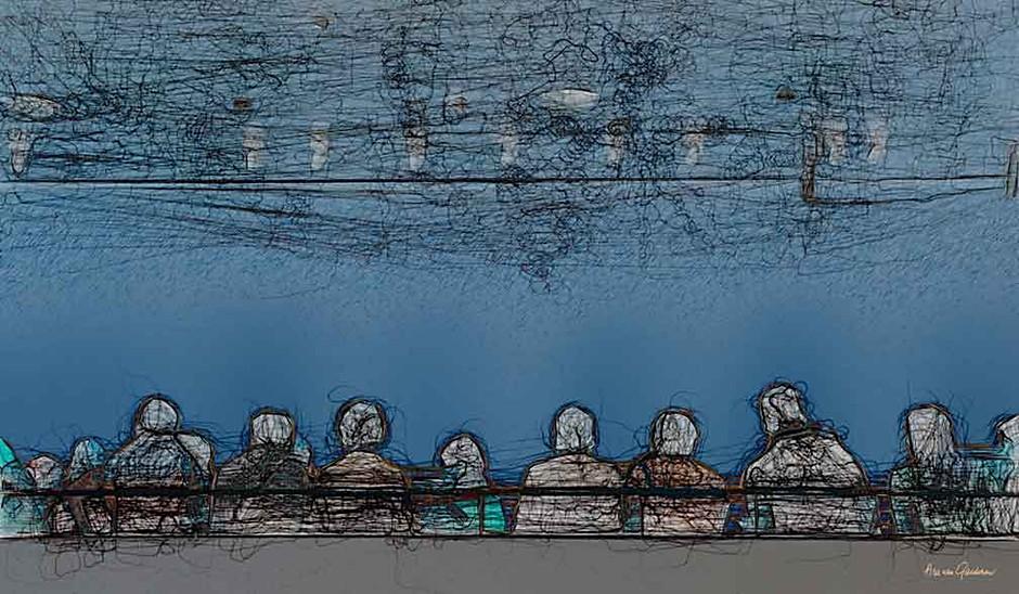 De toeschouwers