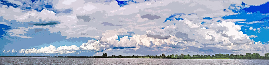 Panorama Giethoorn