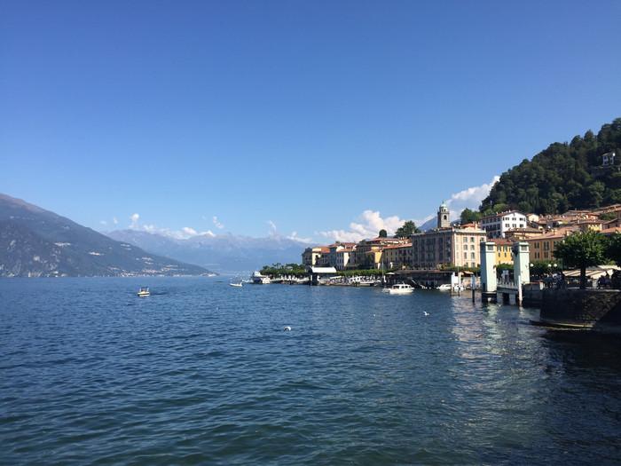 Pizza and Gelato Diet – Lake Como