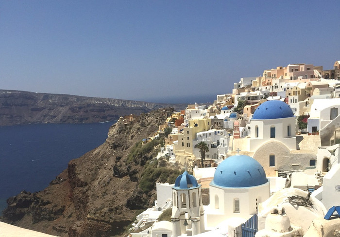 Santorini: Love at First Sight