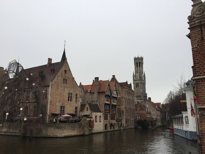 Waffles, Chocolate and Beer - Bruges