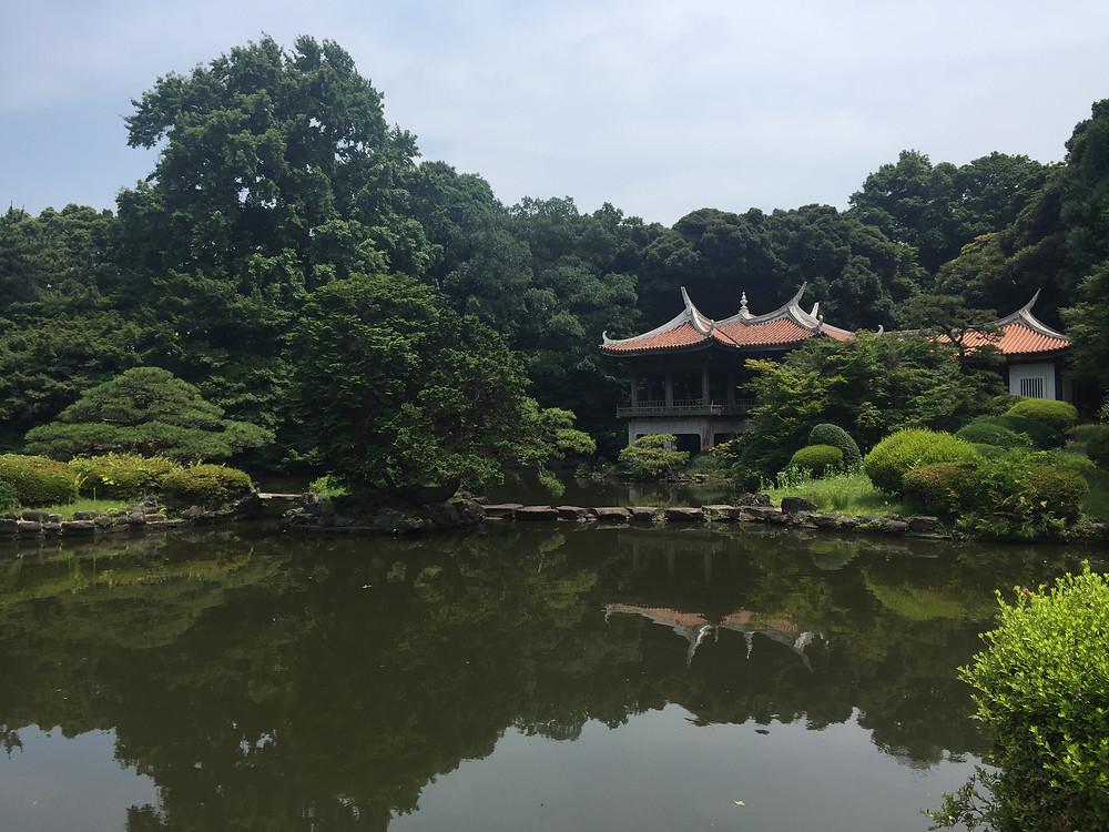Shinjuku National Gardens