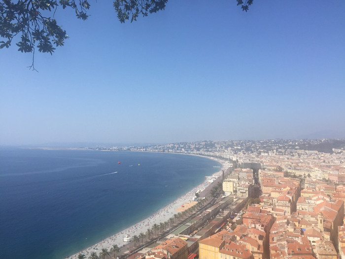 Sun and Sand in the French Riviera