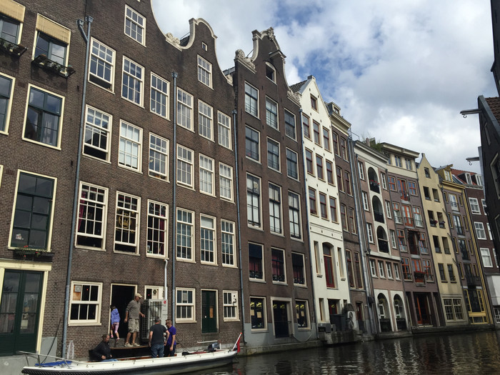 Two Amsterdam Weekends