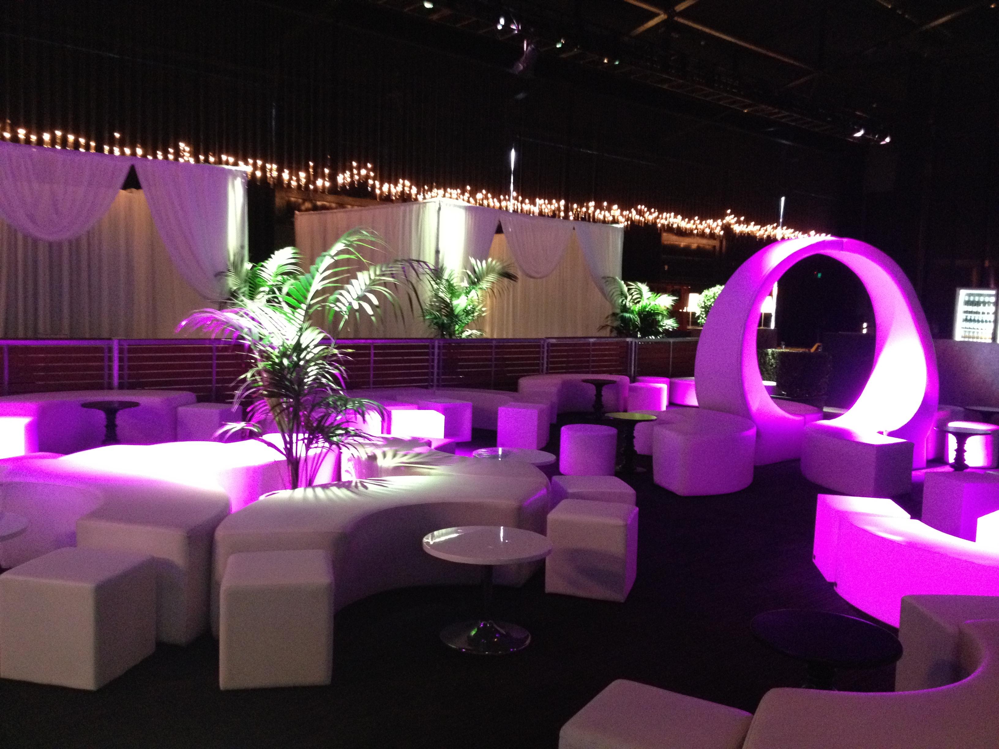 Glow Theme Event
