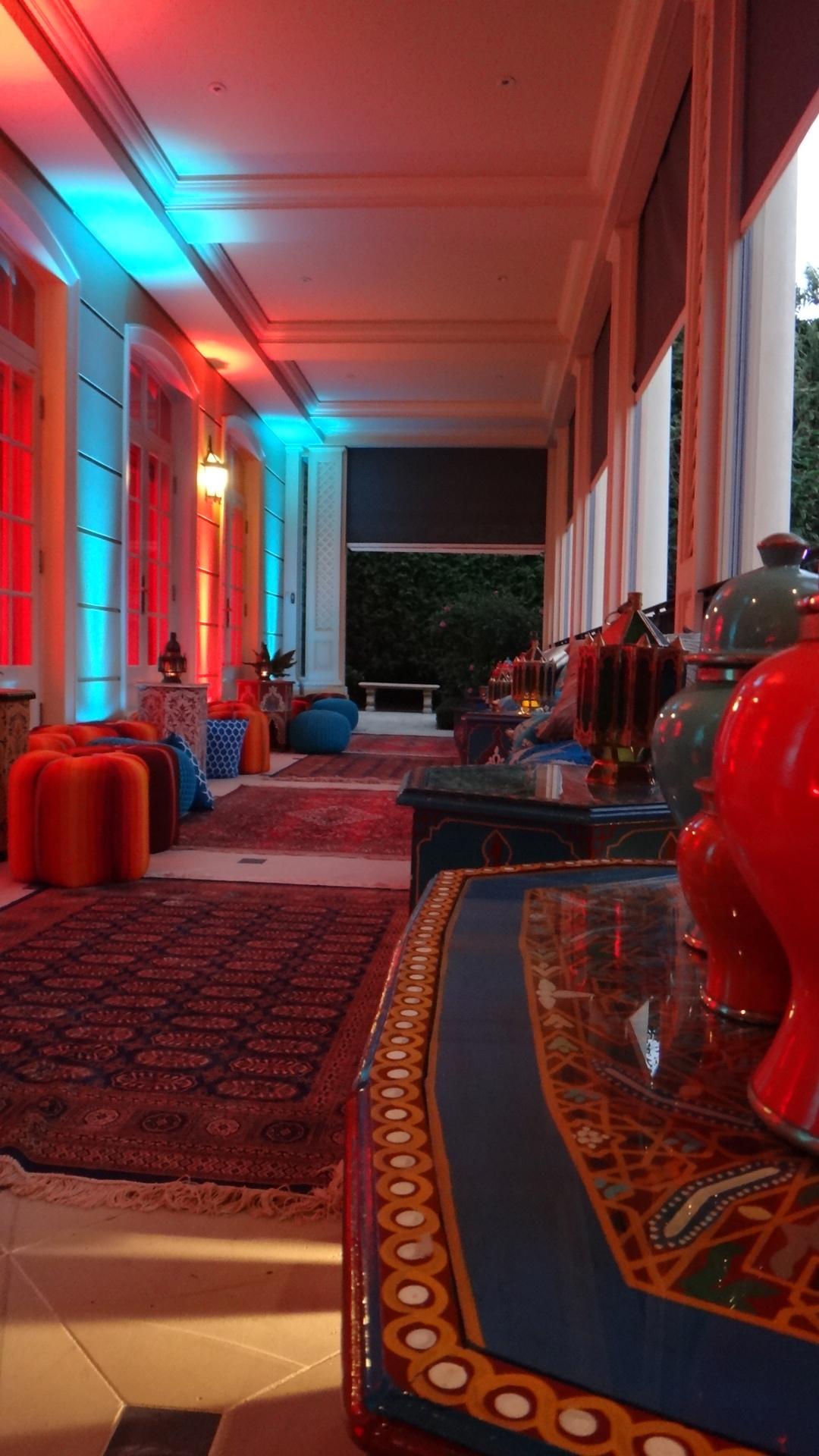 Arabian Nights Event