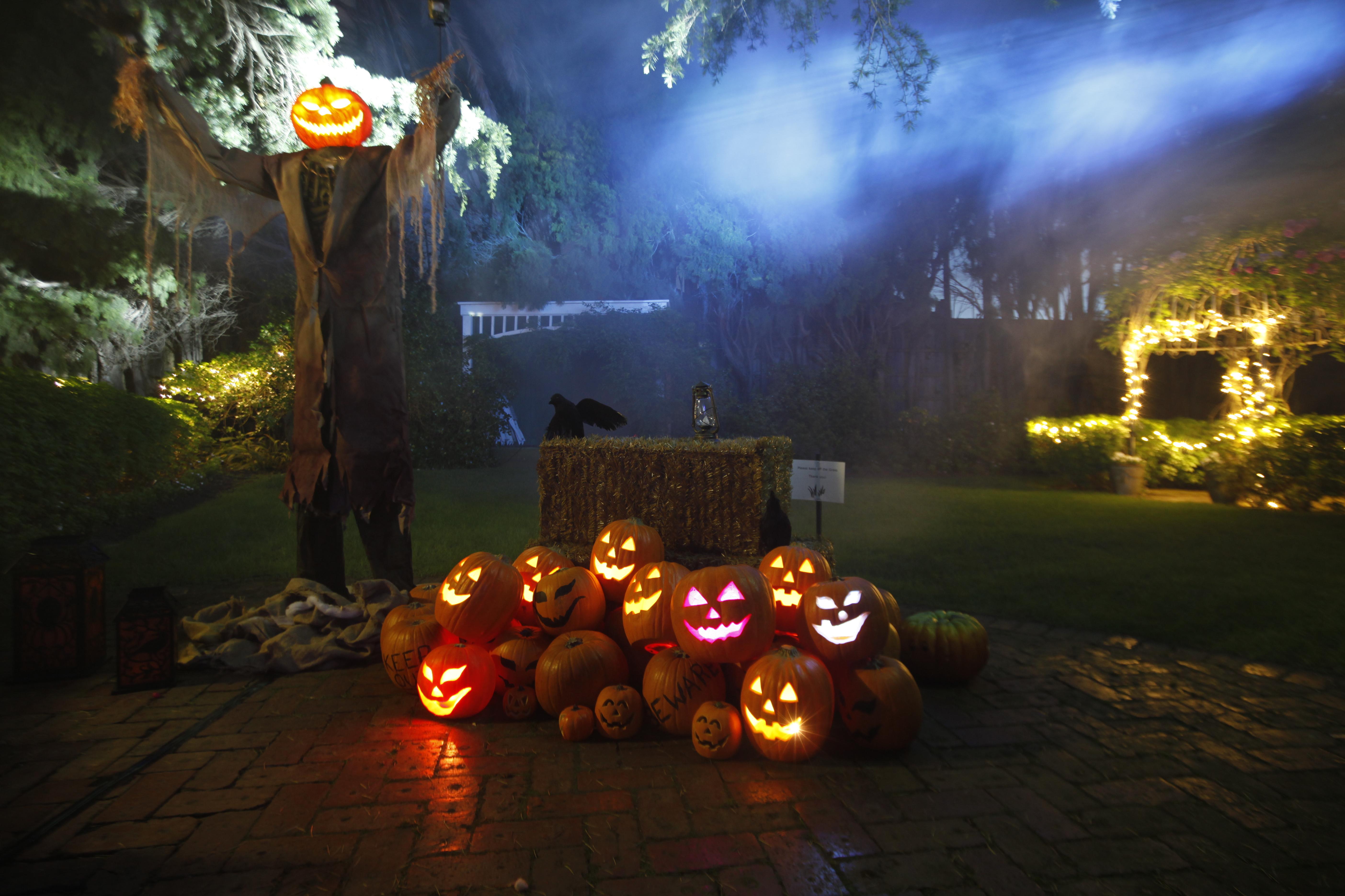 halloween pumpkin lanterns