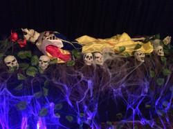 Halloween Sleeping Beauty
