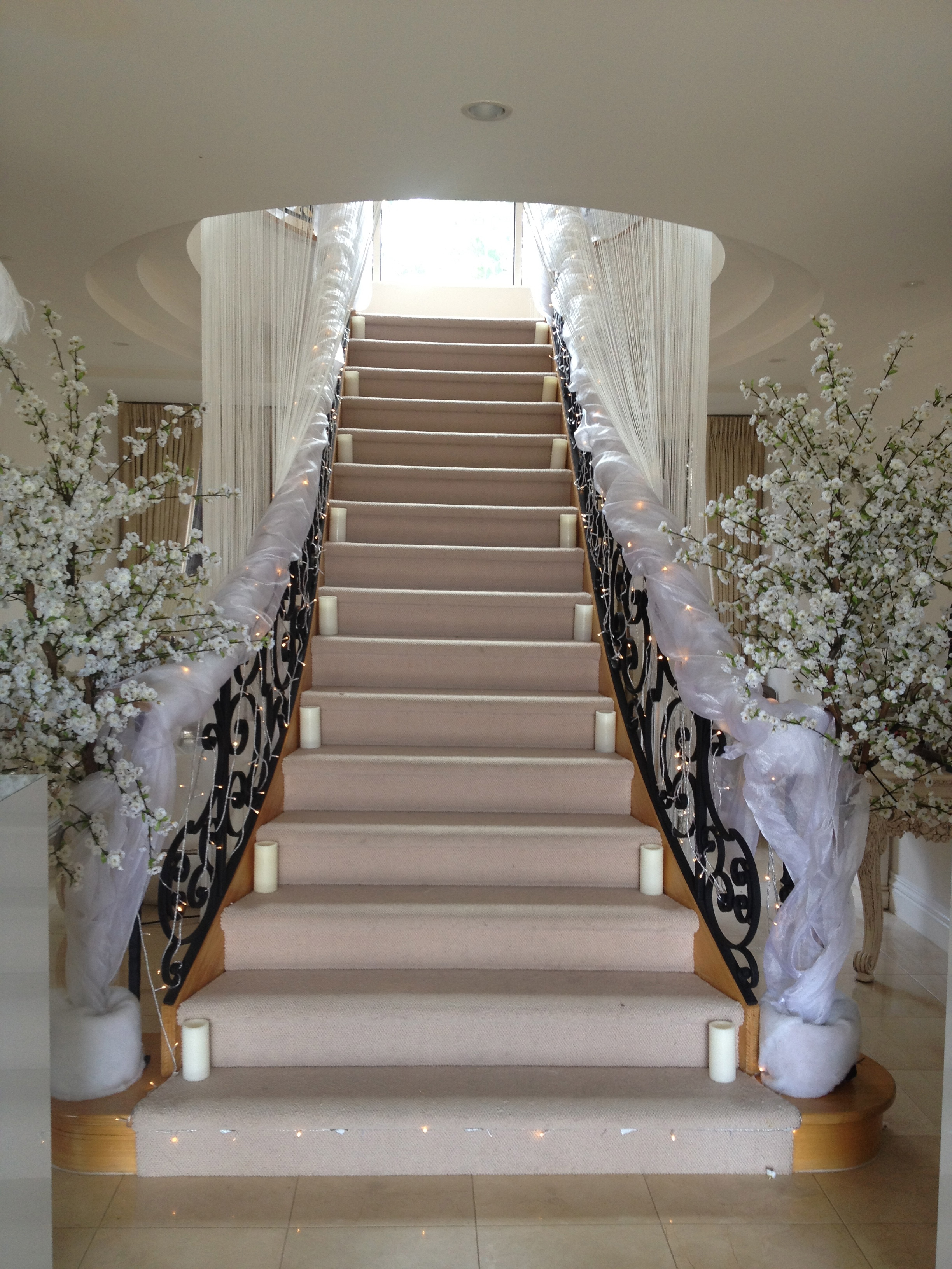 stair case for wedding Gold Coast