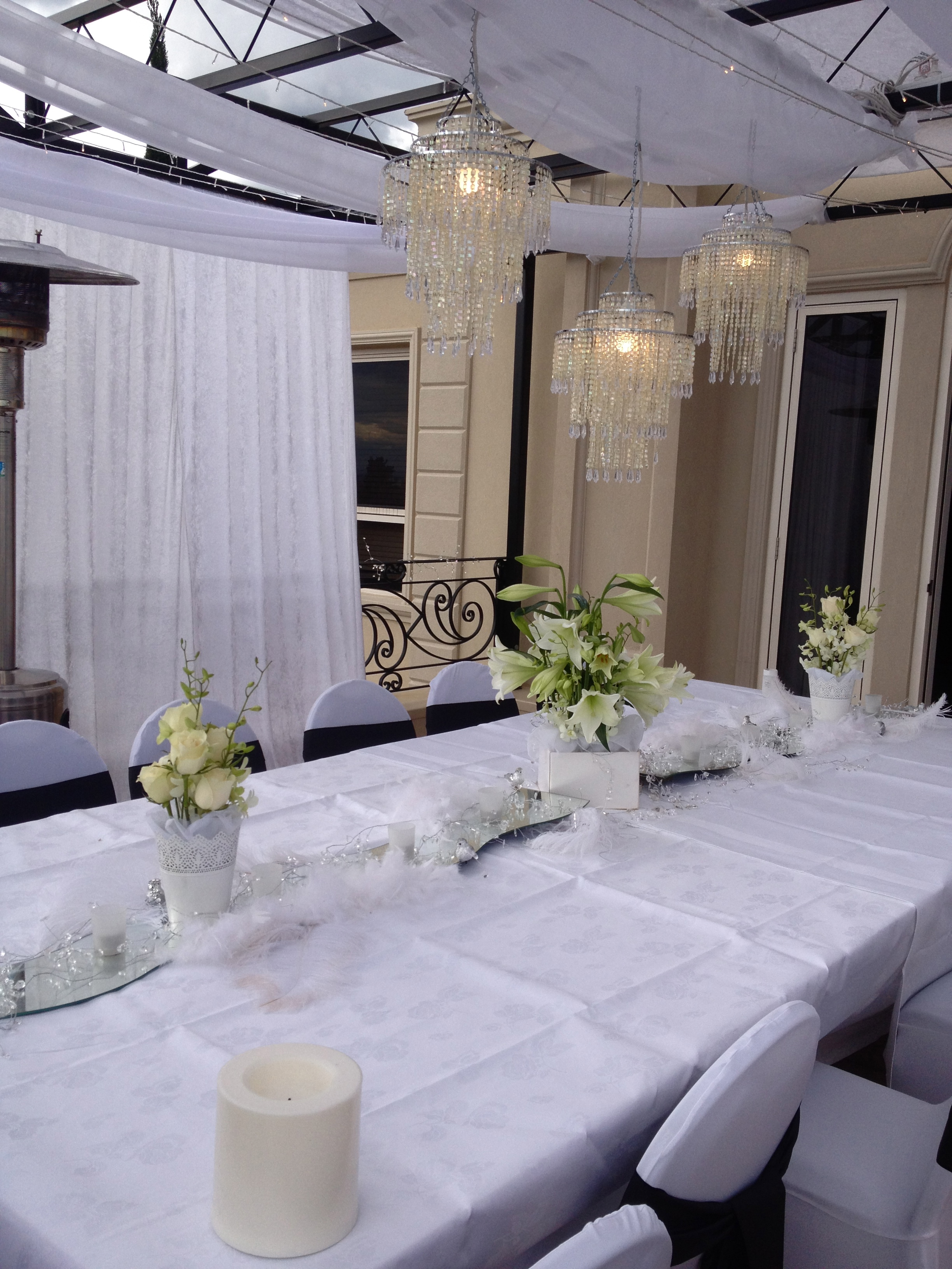 table ideas for wedding Gold Coast