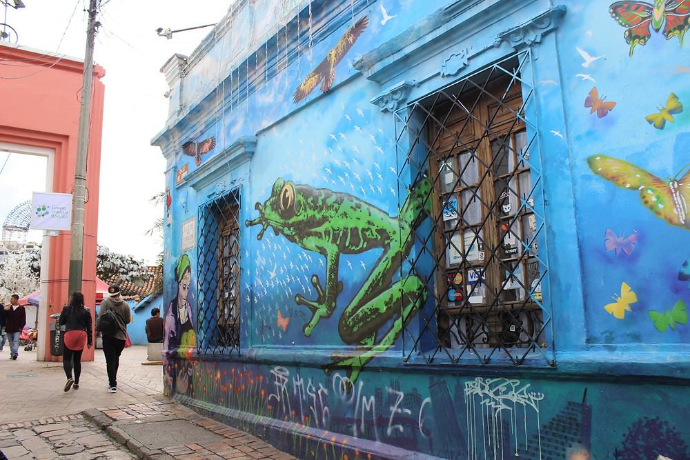 Calle de la Candelaria, Bogotá