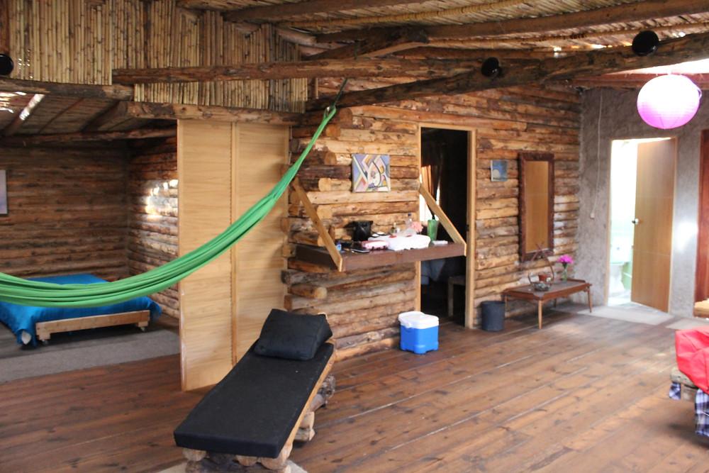 Cabaña para 2 o 4 personas