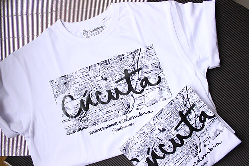 Camiseta Cúcuta