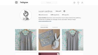 Nuevo Instagram con nuestros productos