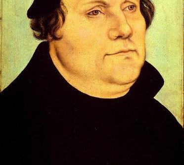 Martin Luther and Mother's Day