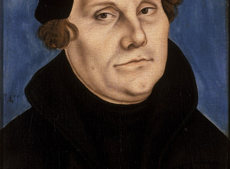 Martin Luther's Easter Sermon 1533