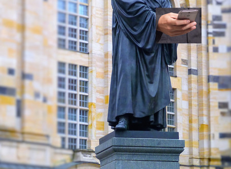 Martin Luther and the Freedom of a Christian