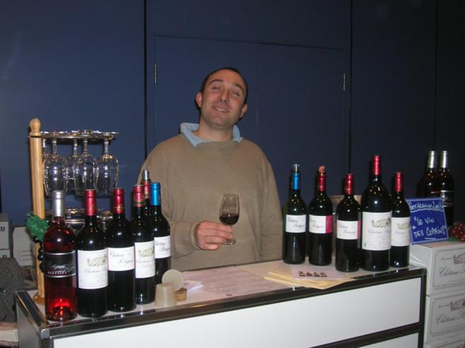 Salons des vins