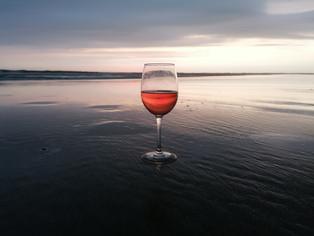 Apéro du soir : rosé de Pertignas
